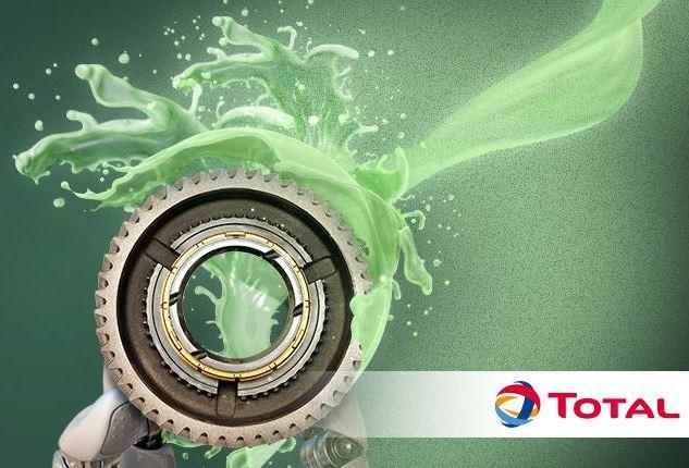 Fluido lubrorefrigerante Total Folia